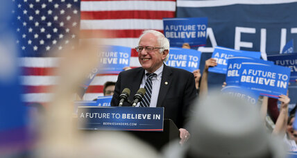 Shades of Ralph Nader: Will Bernie Sanders split the Democratic ticket?