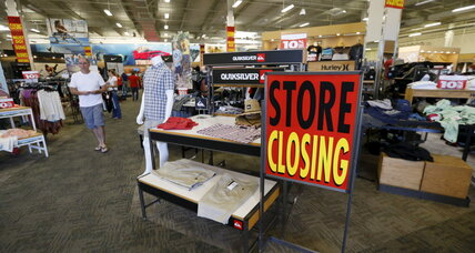 Store closing sales: Why you won't save as much as you think