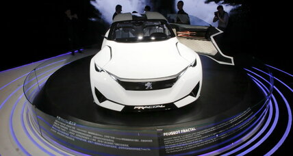 China accelerates tougher vehicle emission standards