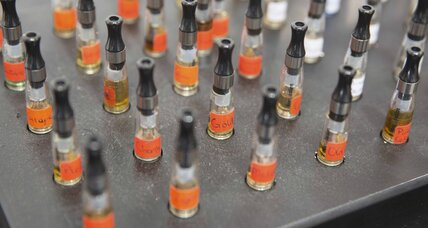 E-cigarettes help adults quit smoking, but they encourage teens to start
