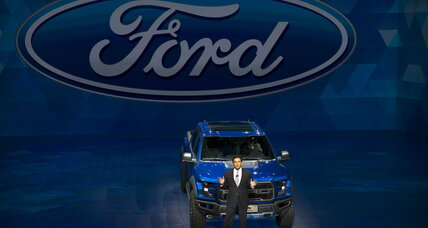 Ford brands new diesels EcoBlue