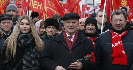 In Russia, young Communists see moment to vie for power