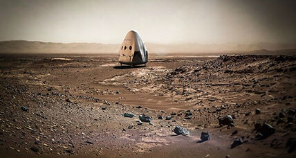 Mars or bust: Can SpaceX really get to Red Planet by 2018?