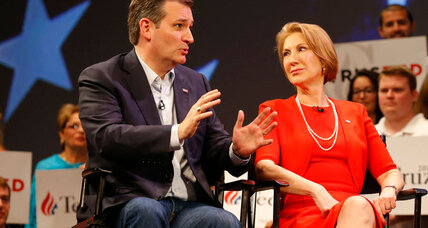 Would Carly Fiorina boost Ted Cruz in California?