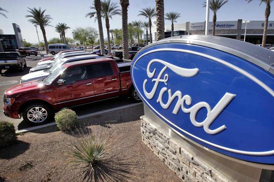 Ford recalls 285K Explorers, F-150s, and more with