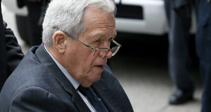 Former speaker Hastert sentenced to more than year in prison