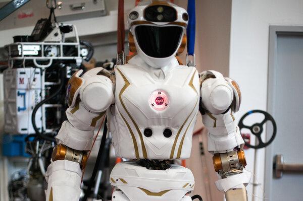 nasa robots 2017 - photo #11