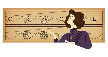 How Hertha Marks Ayrton made ripples in math and women's rights