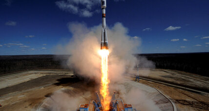 Russia launches first rocket from troubled new cosmodrome
