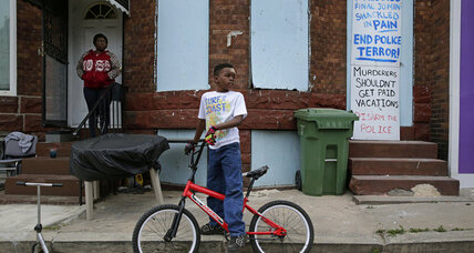 Baltimore police shoot teen with fake gun: Does that happen often?