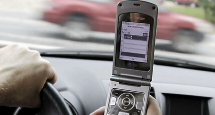 Busted? 'Textalyzer' device could detect texting and driving