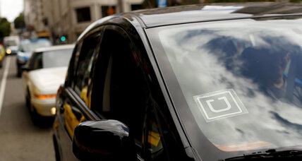 Uber introduces a two-minute grace period, then a fee for riders