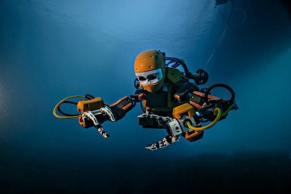 Image result for sea robots