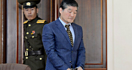 US citizen sentenced to hard labor in North Korea for 'confessed' espionage