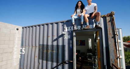 Could shipping container homes offer a solution for urban housing crunch?