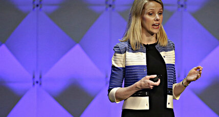Yahoo CEO Mayer's $55 million severance package: Is that fair?