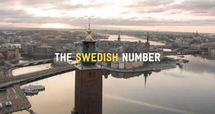 Sweden debuts 1-800-CALL-A-SWEDE