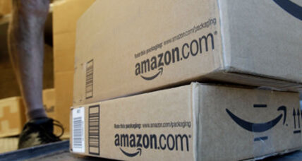 Amazon-brand coffee or diapers? Online giant seeks new horizons