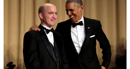Best zingers by Obama and Larry Wilmore at WH Correspondents' Dinner (+video)