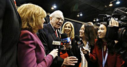 Buffett, Berkshire Hathaway investors refuse to take stand on climate change (+video)