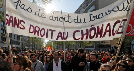 Trade unions hold rallies to mark May Day; clashes in Paris
