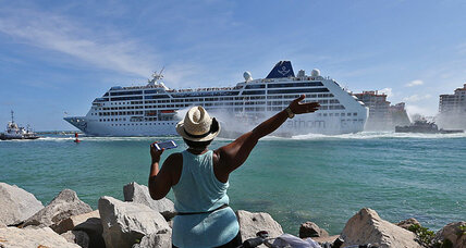 First American cruise in more than 50 years heads for Cuba
