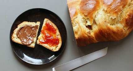 Tsoureki: Greek Easter bread