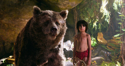 'The Jungle Book' triumphs again at weekend box office