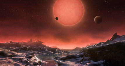 Could these three Earth-like exoplanets be capable of sustaining life?
