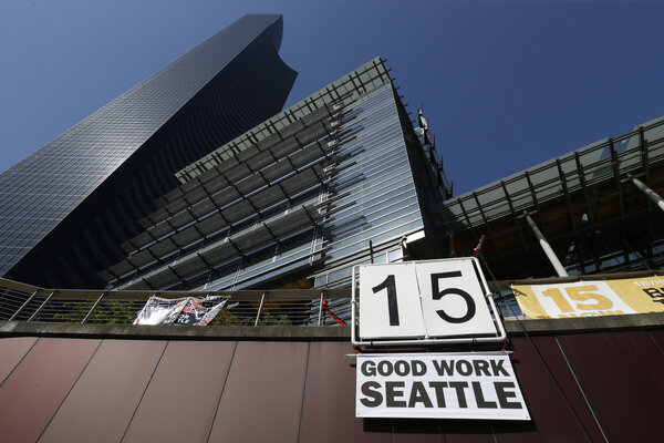 Supreme Court rejects challenge to Seattle's $15 minimum wage law