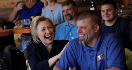 Can Clinton win over out-of-work coal miners?