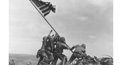 Iwo Jima flag raising: Curious historians prompt Marine Corps investigation