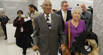 Exonerated after 52 years, Paul Gatling is excited to vote (+video)