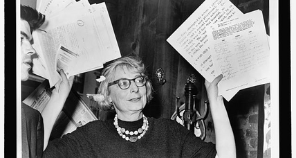 Jane Jacobs: What would the urban visionary think of US cities today?