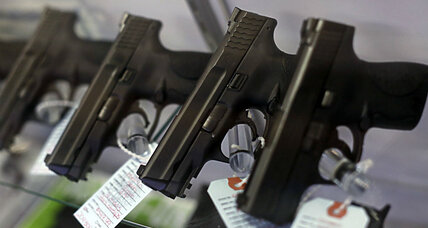 Should people named in restraining orders be allowed to own guns?