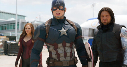 'Captain America: Civil War' is too much of a pretty good thing