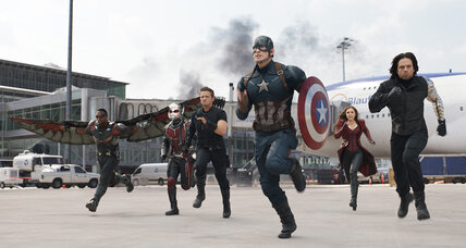 Superhero fatigue? 'Captain America: Civil War' actor Chris Evans isn't concerned