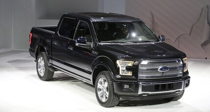 2017 Ford F-150 gets EcoBoost 3.5 V-6, 10-speed auto