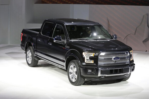 2017 ford f 150 gets ecoboost 3 5 v 6 10 speed auto. Black Bedroom Furniture Sets. Home Design Ideas