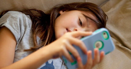 Half of US teens say they're 'addicted' to smartphones. How to help?