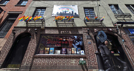 New York's Stonewall Inn could be first national gay rights monument