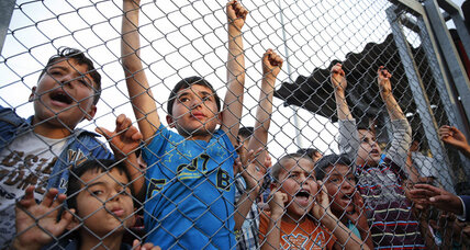 UK agrees to accept unaccompanied Syrian children. Why now?