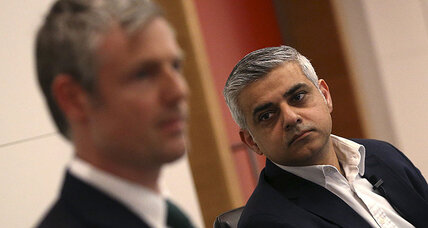 How much of a big deal is London's mayoral election?