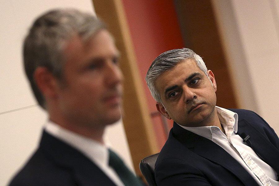 london mayor candidates - photo #15