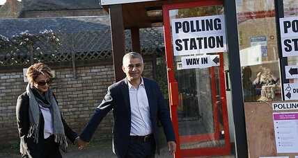 Sadiq Khan: Could London's likely mayor-to-be boost British Pakistanis? (+video)