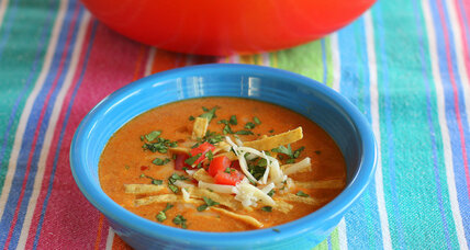 Celebrate Cinco de Mayo with queso fundido soup