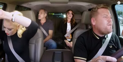 George Clooney, Julia Roberts on 'Carpool Karaoke': Why stars love it