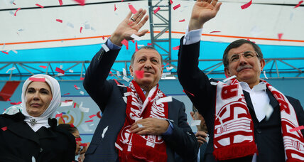 Turkey power play: Does Davutoğlu exit spell longer term trouble for Erdoğan?