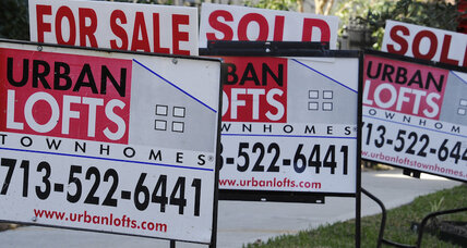 Mortgage rates fall, and there's relief for homebuyers in some hot markets