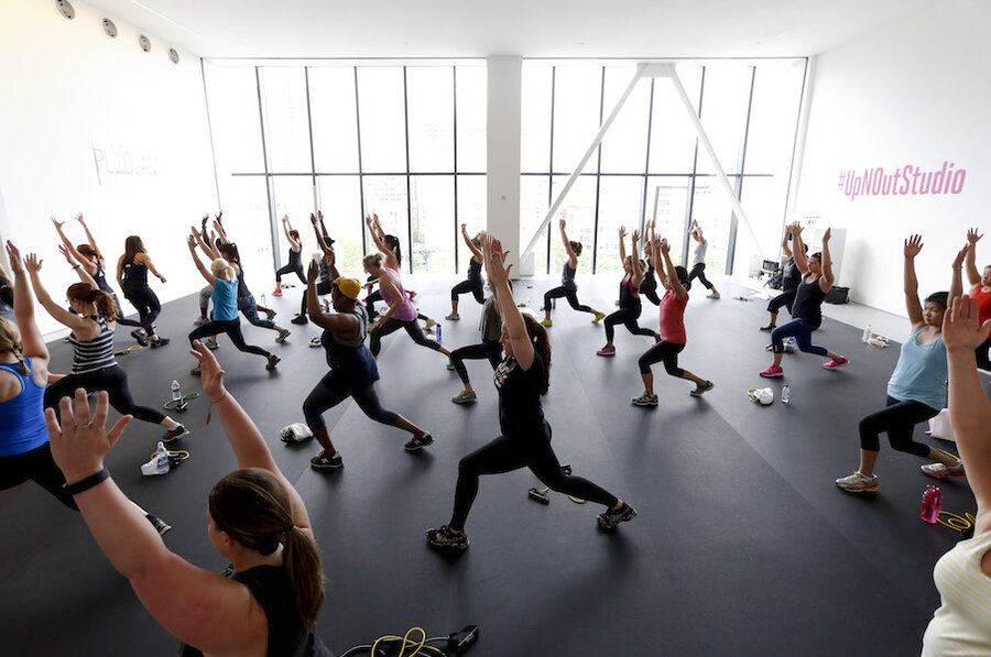 Examine This Report on Best Classpass Classes Nyc